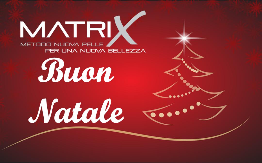 Il Centro Matrix vi augura Buon Natale!