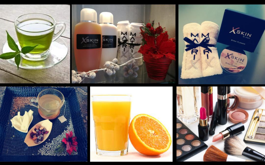 Come avere una pelle, idratata e un make up perfetto il giorno di Natale con 6 semplici mosse che puoi attuare comodamente a casa