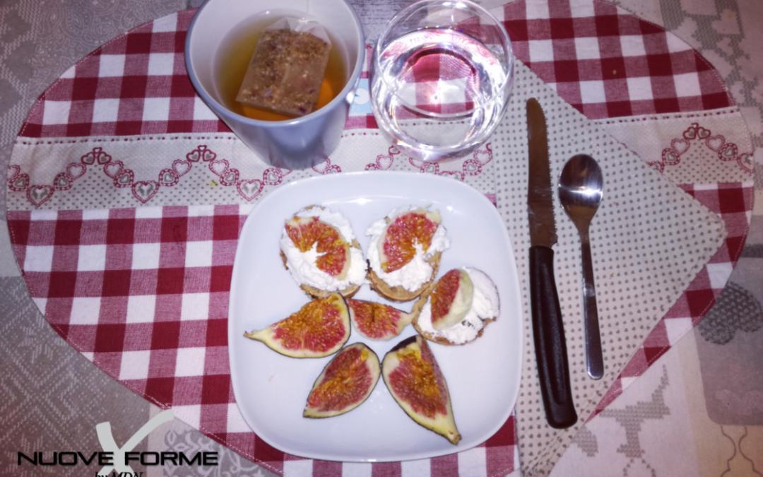 Vuoi una ricetta per una colazione dolce, nutriente e sana, per iniziare a conquistare le tue Nuove Forme?