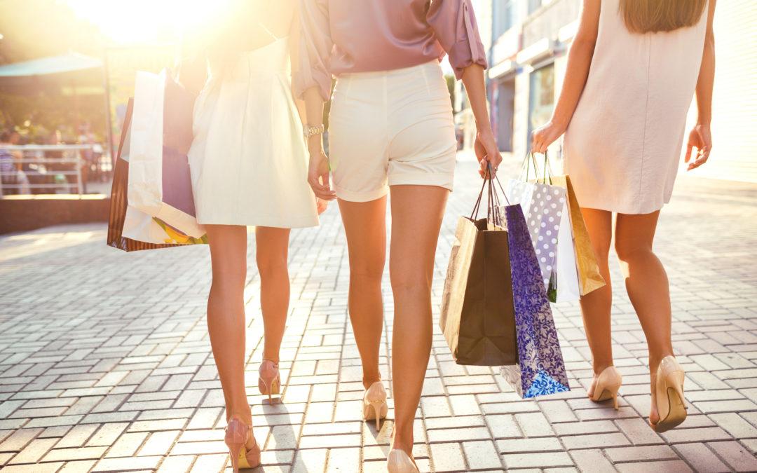 Trasforma il desiderio di fare shopping, in soddisfazione nel farlo.