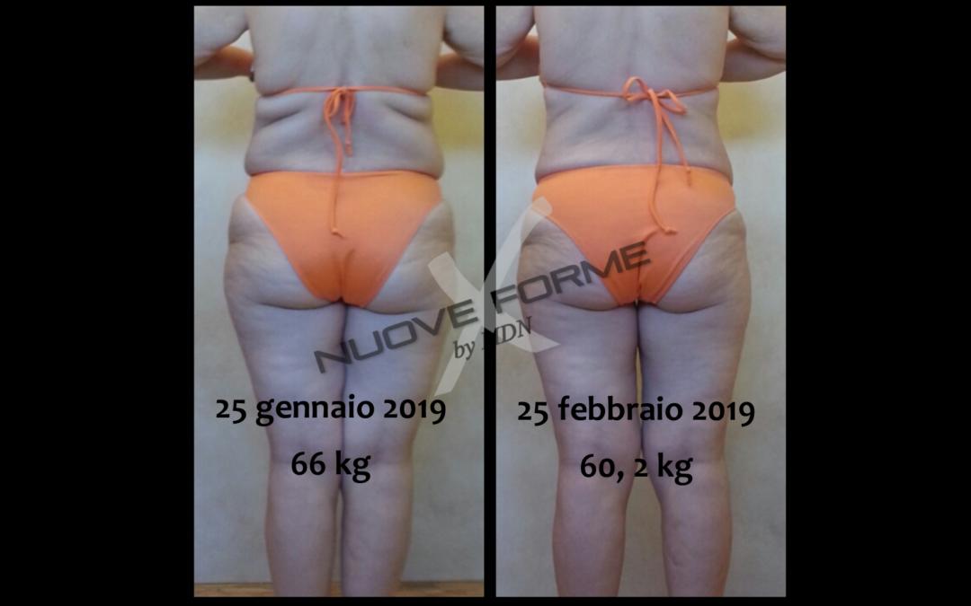 Perdi 1 taglia in 1 mese grazie al Metodo Nuove Forme