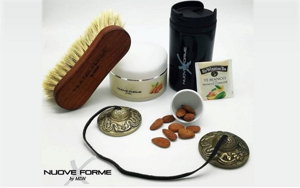 Importantissima la beauty routine quotidiana nel metodo Nuove Forme.