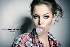 I danni che provoca il chewing gum da masticare