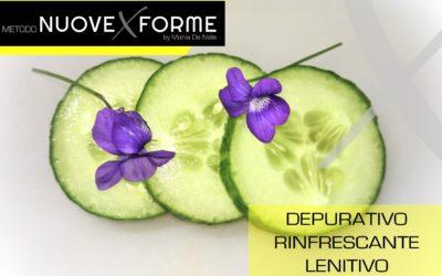 Depurativo, rinfrescante, lenitivo: il cetriolo è figlio dell'estate