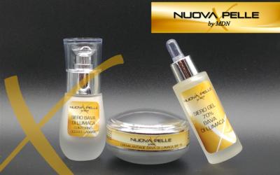 Il prodotto da usare a qualsiasi età e su ogni tipo di pelle.